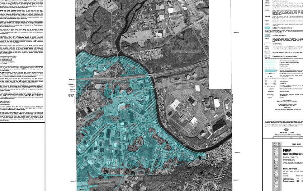 Smith Surveying - Fema flood maps nj